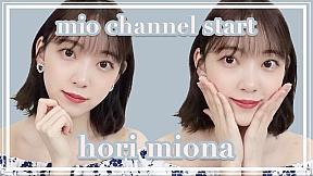 堀未央奈YouTubeチャンネル