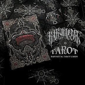BABYMETAL TAROT CARDS
