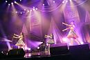 SUPER☆GiRLS 新メンバー (左から)萩田帆風、田中想、竹内ななみ